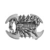 Belt Buckle Scorpion