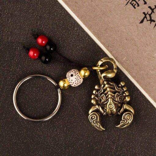 Cheap Supreme Scorpion Keychain Scorpions Store