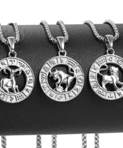 Collection Astro Silver Necklace