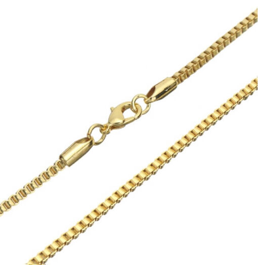 Gold Scorpion Necklace Chain Gold-plated