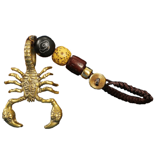 Metal Scorpion Keychain scorpions store -