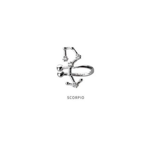 Scorpio Constellation Earrings Scorpions Store