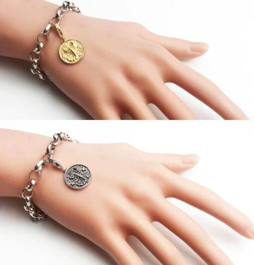 Scorpio Symbol Pendant Hand