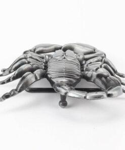 Scorpion Belt Buckle 9 cm