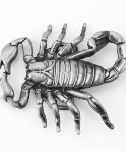 Scorpion Belt Buckle