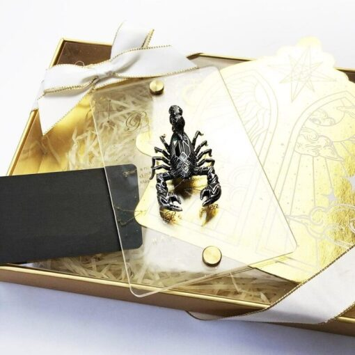 Scorpion Charm Pendant Jewelry