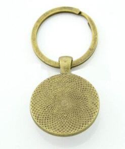 Scorpion Keyholder bronze color