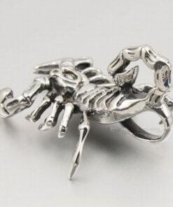 Scorpion Necklace Men Cheap