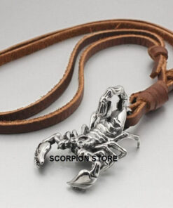 Scorpion Necklace Men Style