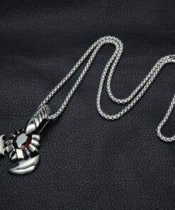Scorpion Necklace Scorpions Store Zinc