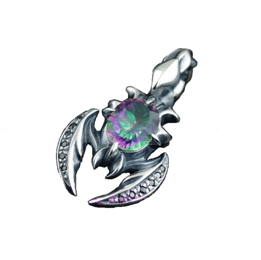Scorpion Pendant Necklace Scorpions Store-
