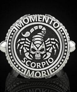 Scorpion Ring Men Scorpions Store