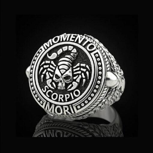 Scorpion Ring Men