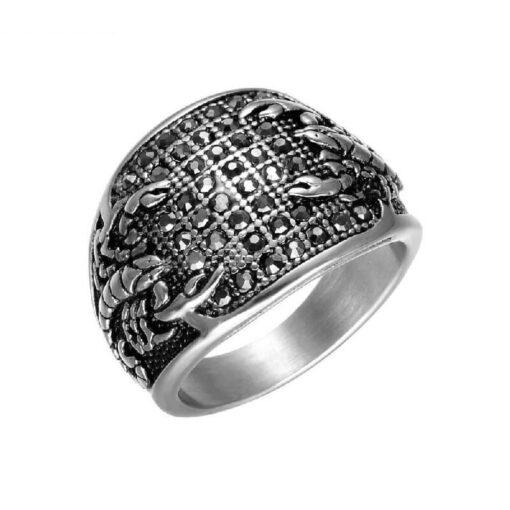 Scorpion Ring Stainless Steel