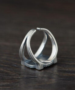 Silver Scorpion Ring size 9 to 11