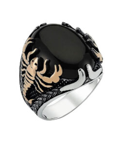 Sterling Silver Scorpion Ring_