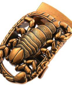 Vintage Scorpion Belt Buckle