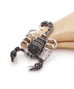 Brooch Scorpion Scorpions Store