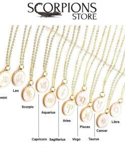 Collection Scorpio Pendant Necklace