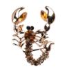 Diamante Scorpion Brooch Insect.jpg