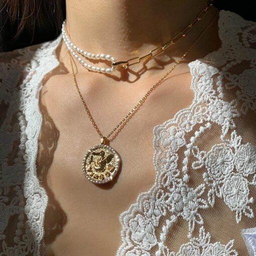 Diamond Scorpio Necklace Scorpions Store