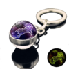 Scorpio Astro Keyring Ball_