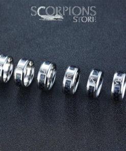 Scorpio Ring Mens Collection