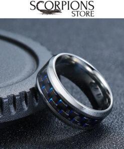Scorpio Ring Mens