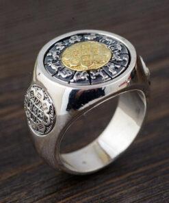 Scorpio Ring Silver