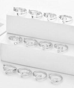 Scorpio Zodiac Ring models