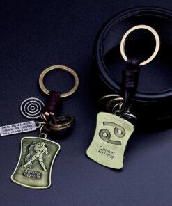 exemple Vintage Scorpio Keyring